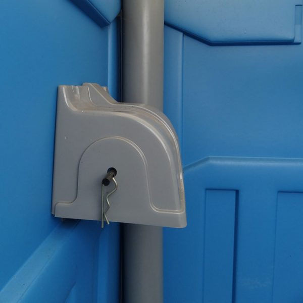 PolyPortables toilet roll holder