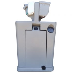 Poly Portables hand wash station
